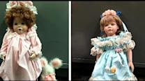 Porcelain Dolls Left On San Clemente Doorsteps Were Meant As Nice Gesture