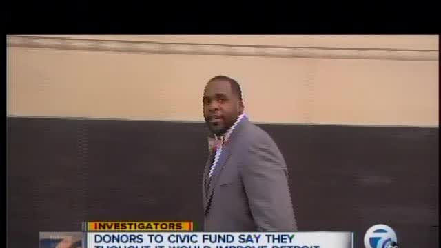 Kilpatrick Civic Fund under fire during corruption trial