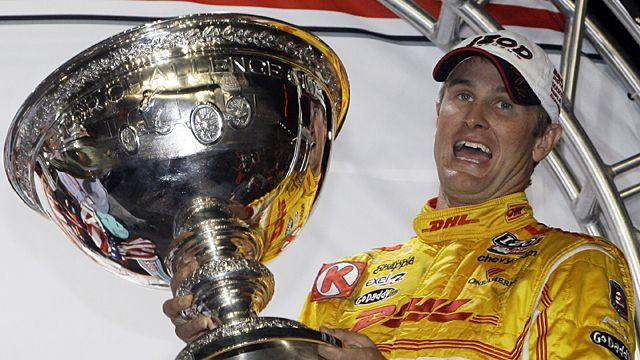 Ryan Hunter-Reay's race to the top