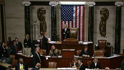 Raw: House Approves Fiscal Cliff Deal