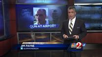 Daytona Beach police chief accidentally brings gun to OIA