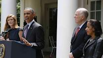 Obama Taps Rice for National Security Adviser