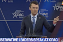 CPAC speaker instructs crowd to boo Mitt Romney 'every time his name is mentioned'