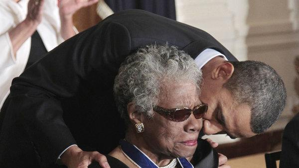 A Farewell to Maya Angelou