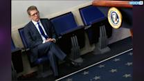 Shinseki, Carney Out: Just Another Friday In DC
