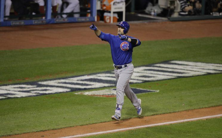 David Ross will be the first MLB player to compete on 'Dancing with the Stars'