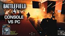 Battlefield 4 Beta: Console vs. PC