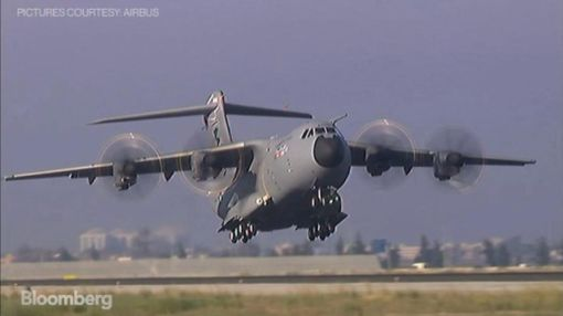 The A400M: Europe's Most Expensive Defense Program