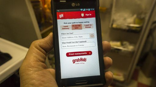 GrubHub Called Winner In Food Delivery; Price Target Hiked