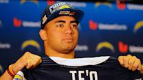 Mike McCoy on Manti Te'o's NFL progress