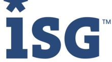 ISG Index™: Global Commercial Sourcing Market up 12% in 1Q