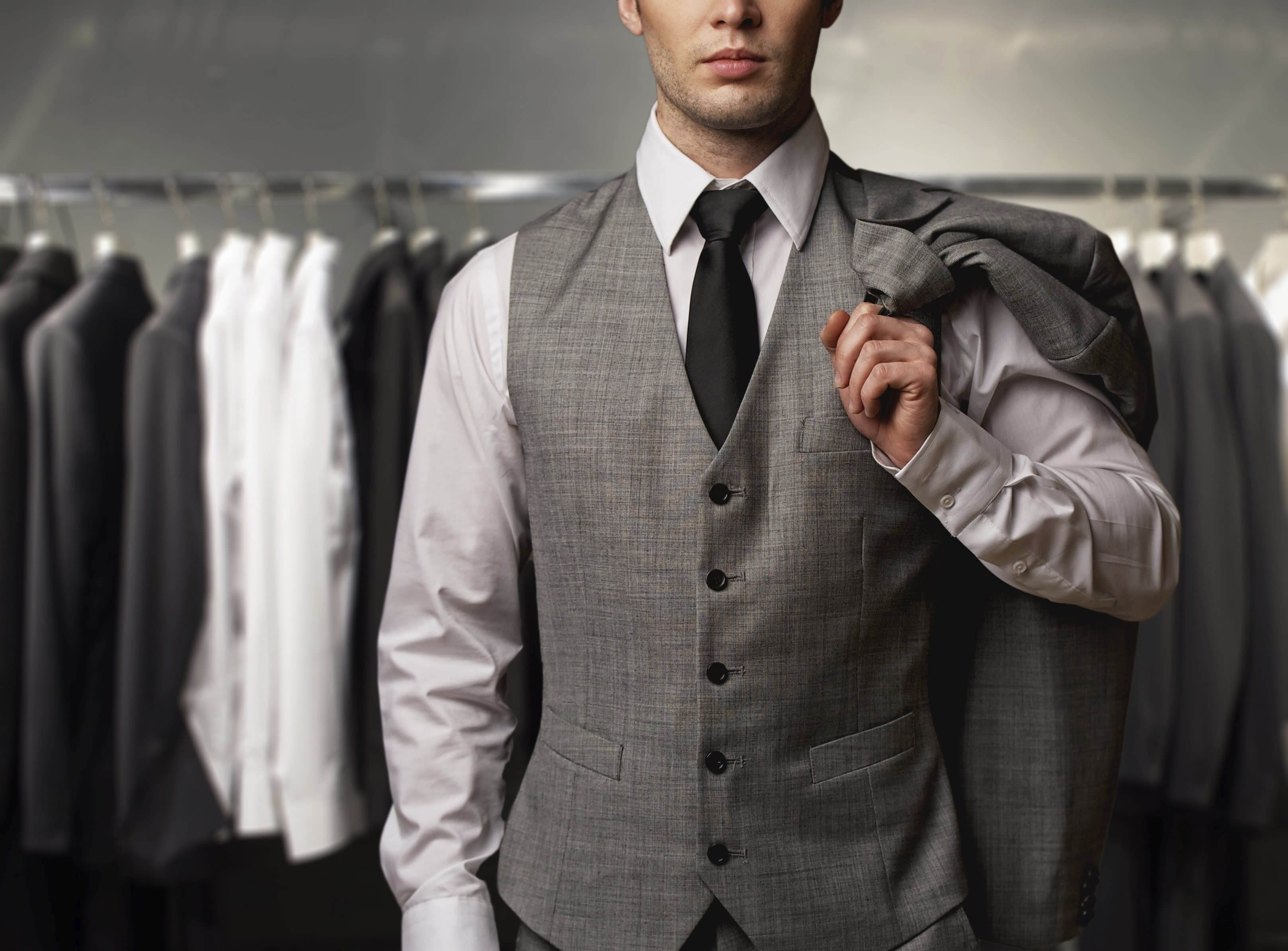the power suit is alive and well here s how to dress for success here s how to dress for success