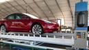 First dual-motor Tesla Model 3 rolls off new line at Fremont factory