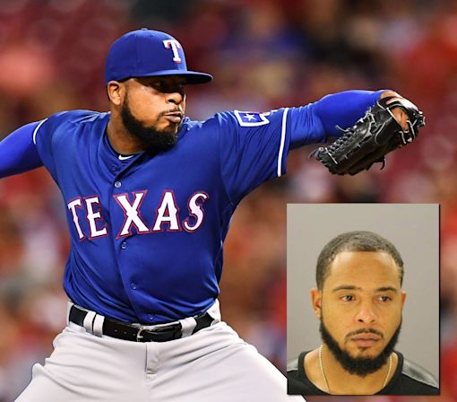 Rangers pitcher gets arrested for drunk driving, urinates on himself