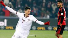 Lewandowski's superb injury-time goal gives Bayern all three points in Bundesliga resumption (Video)