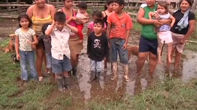 Flooding leaves Bolivians homeless and hungry