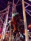 Two riders plunge 34 feet after Daytona Beach roller coaster derails