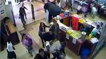 Graphic Video Shows Horror at Kenya Mall Attack