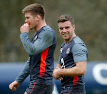 Jonathan Joseph dropped from England squad for Italy Six Nations clash as Eddie Jones opts for new-look midfield
