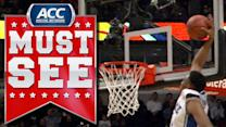 Duke's Jabari Parker Throws Down Sick One-Hand Alley-Oop | ACC Must See Moment