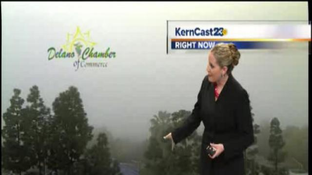 Tuesday Forecast: Morning Fog Dissipating