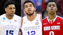 Predicting the NBA draft's top 5