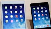 Apple Unveils New IPads, Macs Ahead of Holidays
