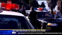 SDPD attrition rate lowers; department still struggling with staff shortage