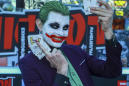 PHOTOS: Comic Con in full costume in Gotham City