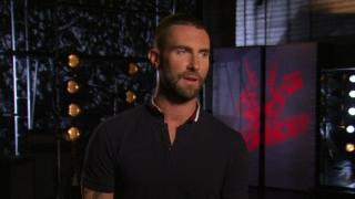 The Voice: Adam Levine Interview