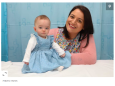 Après avoir fait treize fausses couches, une femme accouche de son premier enfant