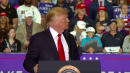Trump Asks If There Are Hispanics In The Room Before Demanding His Wall
