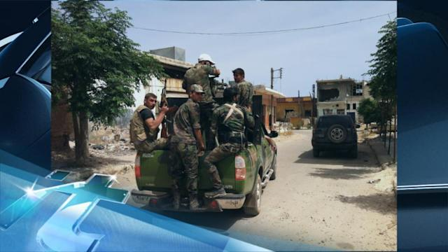 Breaking News Headlines: Syria Opposition Won't Attend Talks Unless Rebels Get Arms, Commander Says
