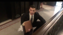 Attorney Won't Comment About Racist-Rant Video as He Heads into Court