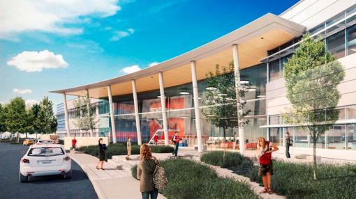 Silicon Valley is getting its first-ever public high school that lives on a corporate campus