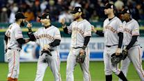 Is a Giants' sweep inevitable?
