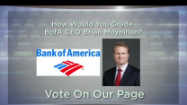 How Would You Rate BofA CEO Brian Moynihan?