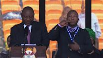 "Signer for Mandela memorial service: ""I was hallucinating"""