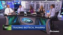 Gilead higher after earnings beat
