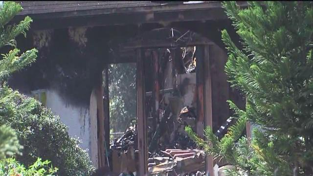 House fire breaks out in Egypt Lake area of Tampa