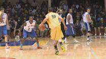 Raw Video: Curry Dominates Game At Kezar Pavilion