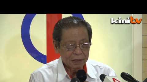 Kit Siang: GE13 is Malaysian tsunami, not Chinese tsunami