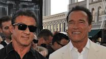 Sly, Arnold Team Up for 'Escape Plan'