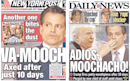 'Va-Mooch!' - How America's newspapers reacted to Anthony Scaramucci's shock departure