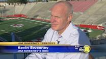 Remembering Jim Sweeney: Kevin Sweeney Interview