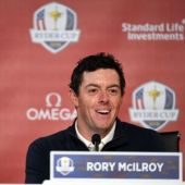 Ryder Cup extra special for McIlroy under captain Clarke