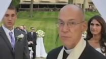 Priest Scolds Wedding Photographer Mid-Ceremony