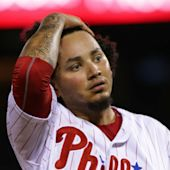 Freddy Galvis shaken, angry after foul ball hits girl in face