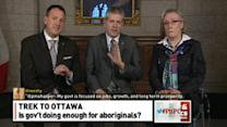MPs on Cree walkers