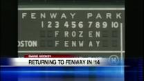 Maine Hockey Returning to Fenway